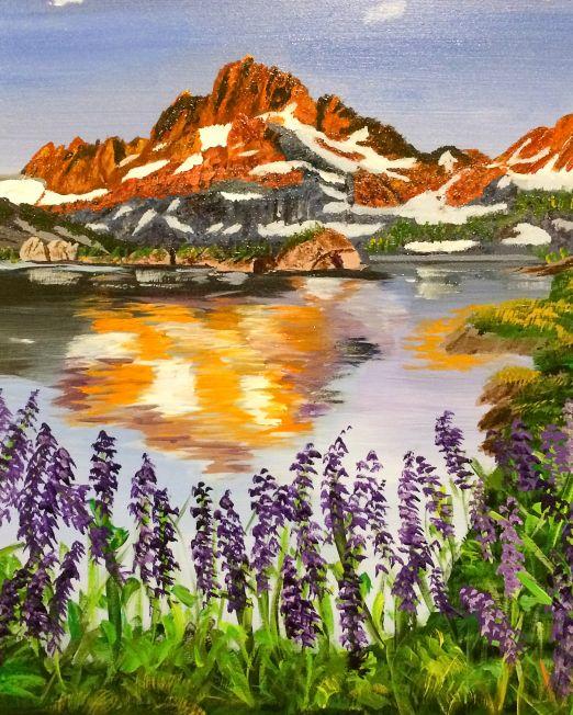 Banner Peak Alpental Patricia Kelley