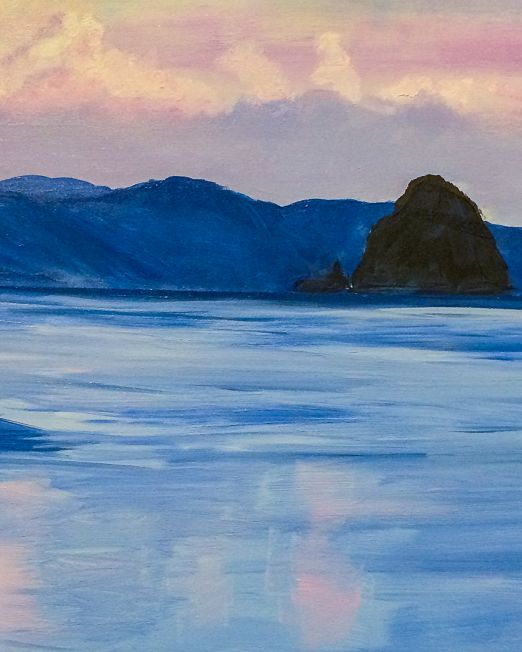 Haystack Rock Cannon Beach Oregon