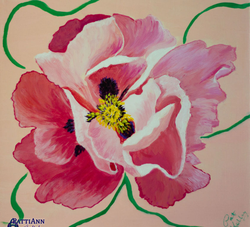 First Flowers of Summer – Peony