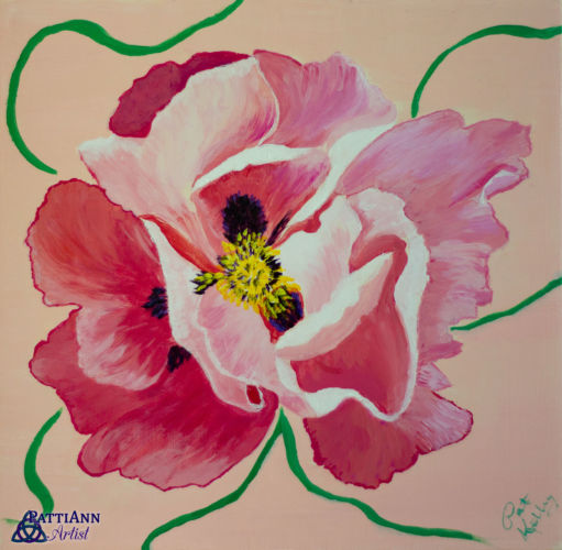 First Summer Flower – Peony