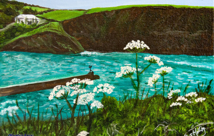 Summer in Port Isaac