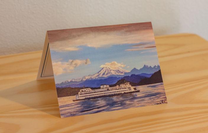 Northwest Favorite Note Card